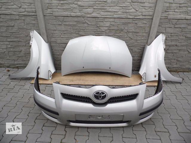 Б/у бампер передний для седана Toyota Corolla 2006- объявление о продаже  в Одессе