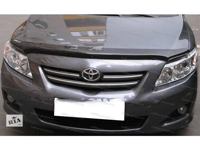 продам Б/у бампер передний для седана Toyota Corolla бу в Киеве