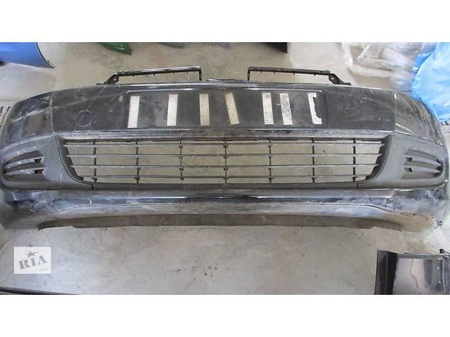 Б/у бампер передний для седана Volkswagen Golf VI- объявление о продаже  в Пустомытах (Львовской обл.)