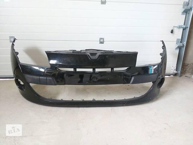 продам Б/у бампер передний для универсала Renault Megane III бу в Калуше