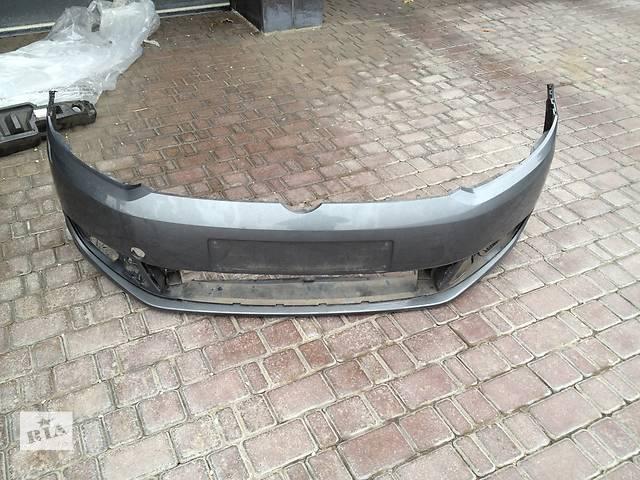 продам Б/у бампер передний для универсала Volkswagen Caddy бу в Харькове