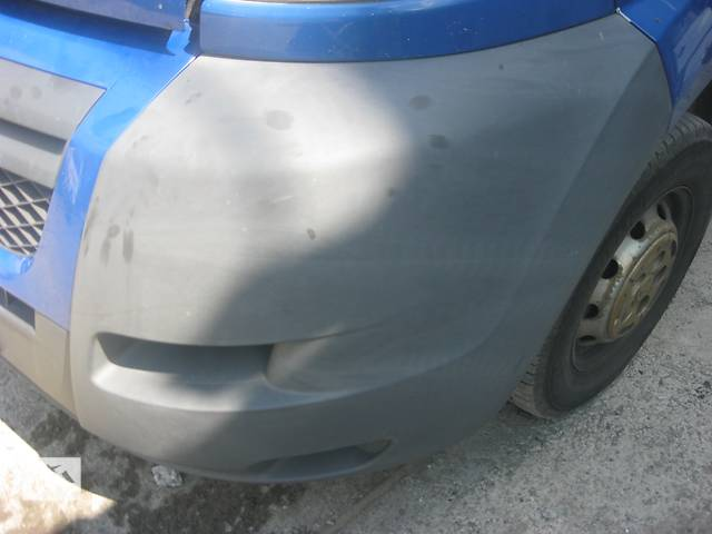 купить бу Б/у бампер передний Fiat Ducato 2006- в Ровно
