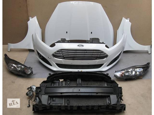 бу Б/у Бампер передний Ford Fiesta в Киеве