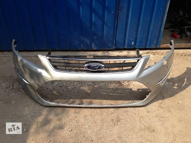 купить бу Б/у бампер передний  Ford Focus 2008-2010 в Киеве