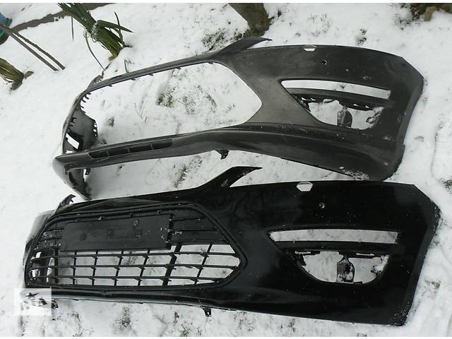 купить бу Б/у Бампер передний Ford Mondeo 2008-2012 в Киеве