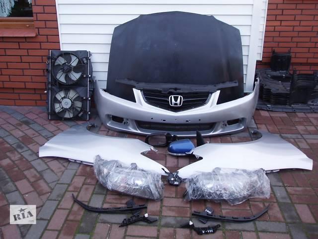купить бу Б/у Бампер передний Honda Accord 2003-2006 в Киеве