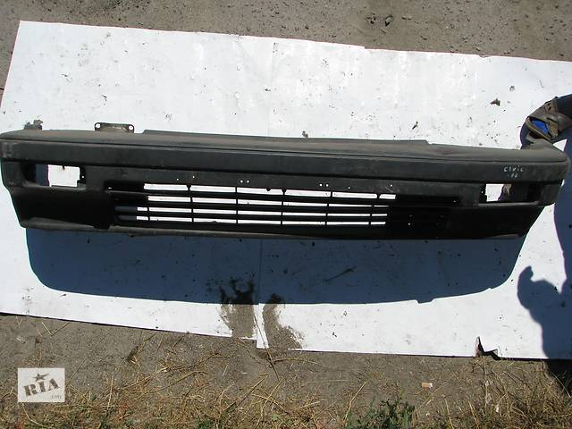 бу Б/у бампер передний Honda Civic 1987 в Броварах
