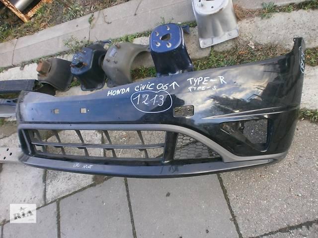 Б/у бампер передний Honda Civic Hatchback- объявление о продаже  в Киеве