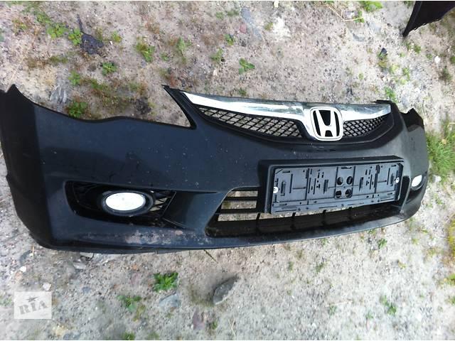 Б/у бампер передний Honda Civic- объявление о продаже  в Киеве