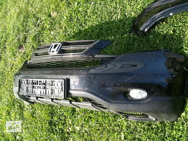купить бу Б/у бампер передний Honda CR-V в Киеве