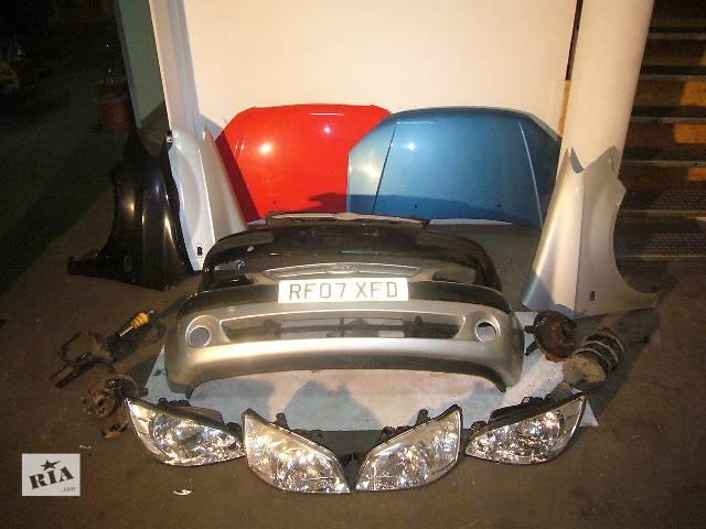 продам Б/у Бампер передний Hyundai Getz 2002-2008 бу в Киеве