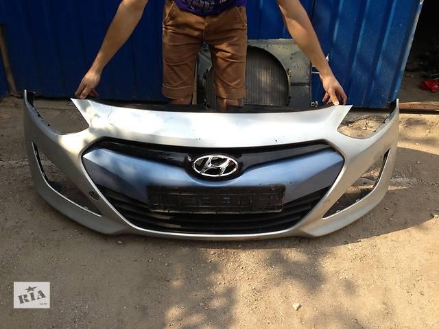 купить бу Б/у бампер передний  Hyundai i30 в Киеве