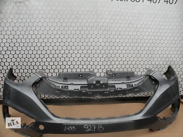 Б/у бампер передний  Hyundai IX35- объявление о продаже  в Киеве