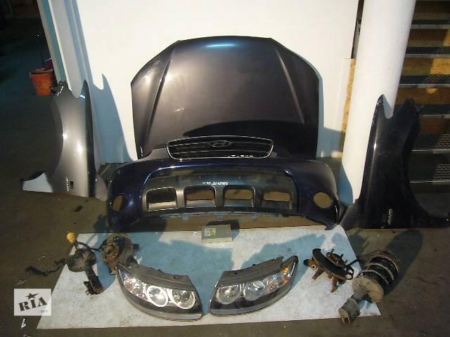 продам Б/у Бампер передний Hyundai Santa FE 2006-2009 бу в Киеве