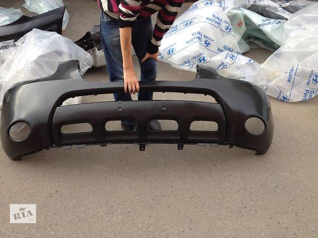 продам Б/у бампер передний  Hyundai Santa FE бу в Киеве