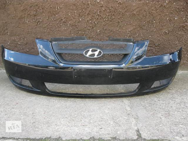 бу Б/у бампер передний  Hyundai Sonata в Киеве