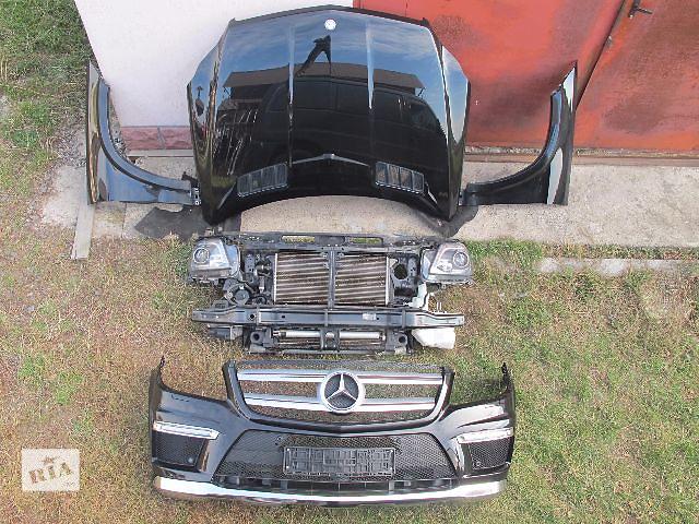 купить бу Б/у бампер передний, крылья, фара, капот для легкового авто Mercedes GL-Class(166) 2014 в Хмельницком