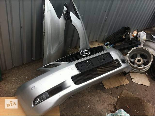 продам Б/у бампер передний  Lexus GS бу в Киеве