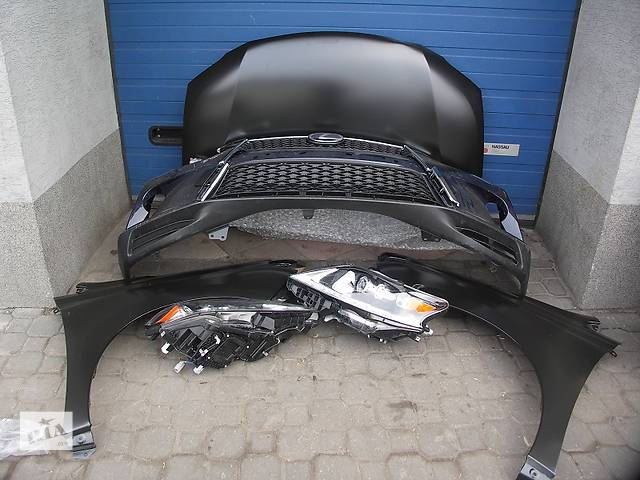 бу Б/у Бампер передний Lexus RX 350 2009-2012 в Киеве
