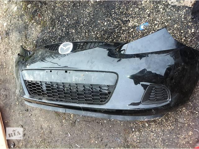 купить бу Б/у бампер передний Mazda 2 в Киеве