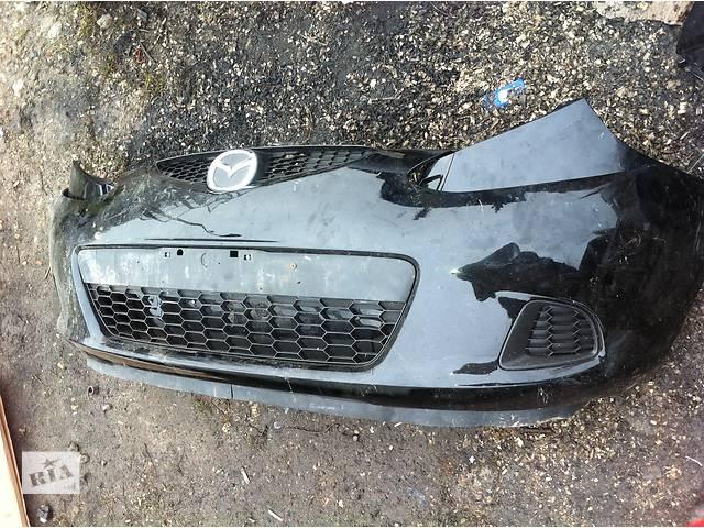 продам Б/у бампер передний Mazda 2 бу в Киеве