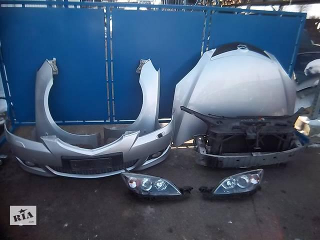 продам Б/у Бампер передний Mazda 3 бу в Киеве