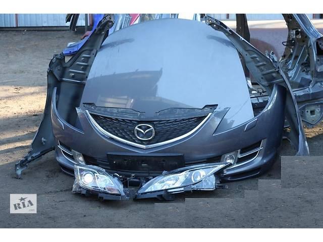купить бу Б/у Бампер передний Mazda 6 2008-2012 в Киеве