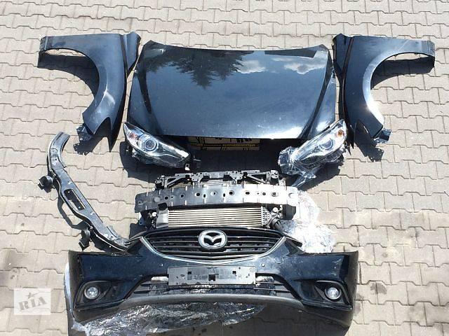 купить бу Б/у Бампер передний Mazda 6 2013-2014 в Киеве