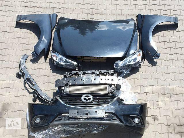 Б/у Бампер передний Mazda 6 2013-2014- объявление о продаже  в Киеве