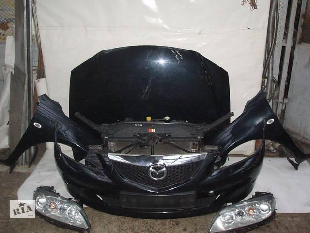 Б/у Бампер передний Mazda 6- объявление о продаже  в Киеве