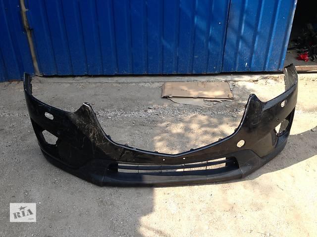 продам Б/у бампер передний  Mazda CX-5 бу в Киеве