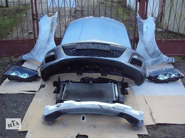купить бу Б/у  Бампер передний Mazda CX-7 2010-2013 в Киеве