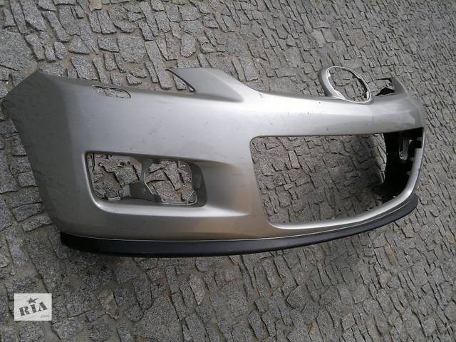 купить бу Б/у бампер передний Mazda CX-7 в Киеве