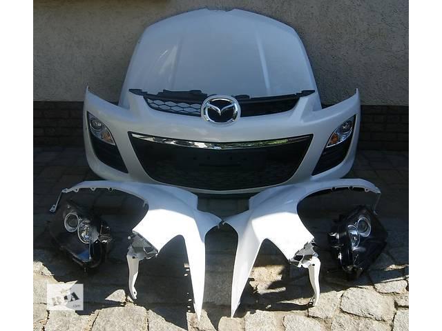 продам Б/у Бампер передний Mazda CX-7 бу в Киеве
