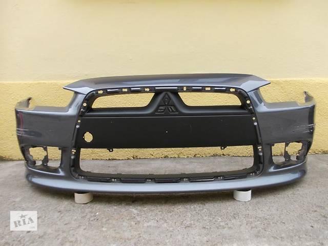 Б/у бампер передний Mitsubishi Lancer X- объявление о продаже  в Киеве