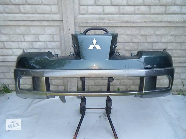продам Б/у бампер передний Mitsubishi Outlander бу в Киеве