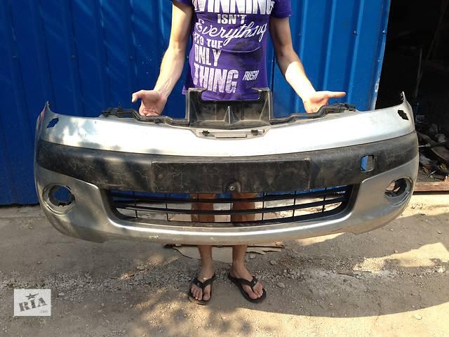 продам Б/у Бампер передний Nissan Note бу в Киеве