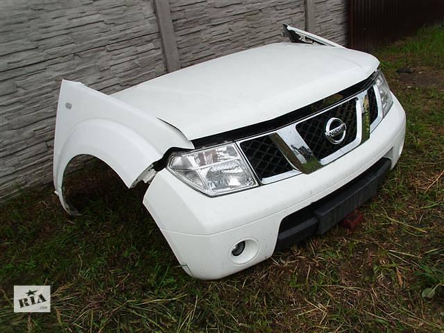 продам Б/у Бампер передний Nissan Pathfinder 2006-2010 бу в Киеве