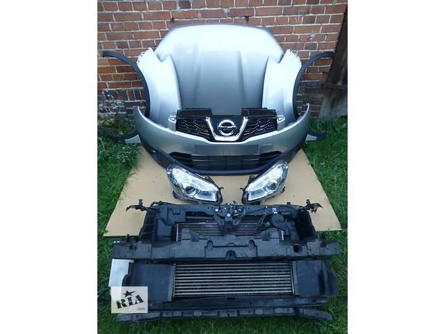 продам Б/у Бампер передний Nissan Qashqai 2006-2009 бу в Киеве
