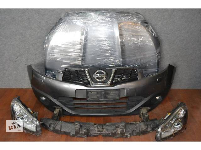 бу Б/у Бампер передний Nissan Qashqai 2009-2012 в Киеве