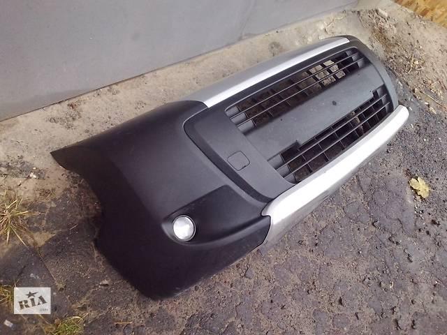 Б/у бампер передний пасс с галогенками и проводкой Peugeot Bipper Nemo Fiorino Qubo- объявление о продаже  в Хмельницком