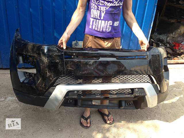 купить бу Б/у Бампер передний Range Rover 2010-2012 в Киеве