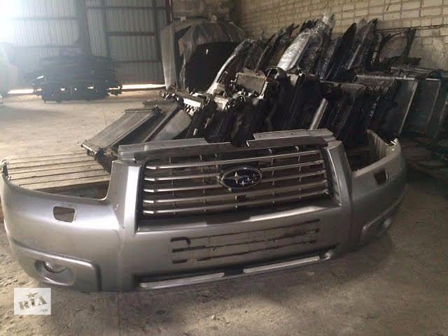 продам Б/у бампер передний Subaru Forester 05-07 бу в Львове