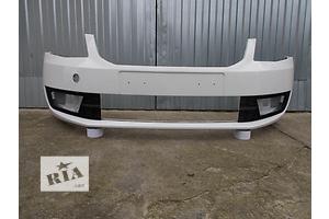 Б/у бампер передний Skoda Octavia 3 III A7