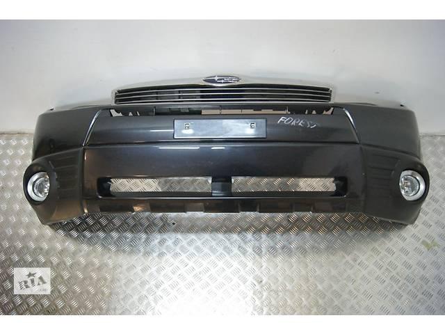 купить бу Б/у бампер передний  Subaru Forester в Киеве