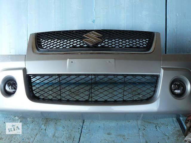 Б/у Бампер передний Suzuki Grand Vitara 2006-2012- объявление о продаже  в Киеве