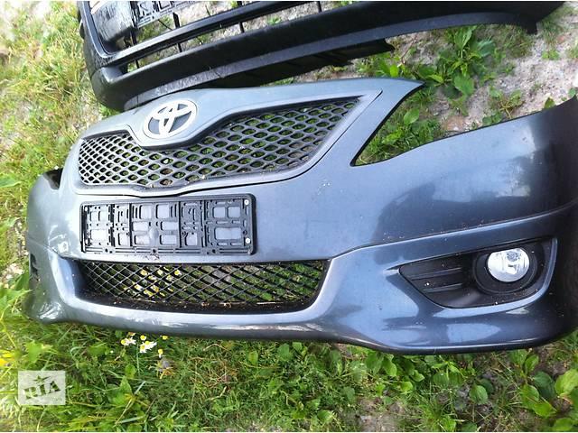 Б/у бампер передний Toyota Camry- объявление о продаже  в Киеве