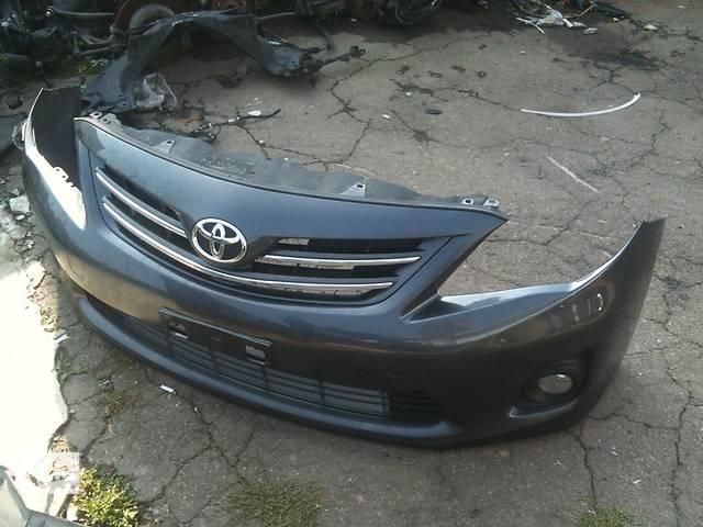 продам Б/у бампер передний  Toyota Corolla бу в Киеве