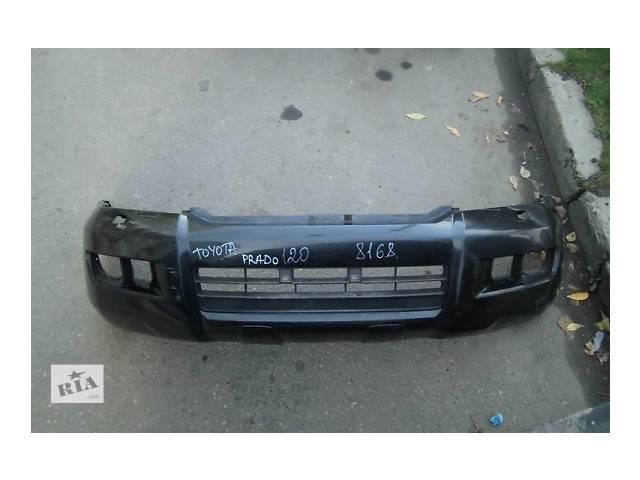 купить бу Б/у бампер передний  Toyota Land Cruiser Prado 120 в Киеве