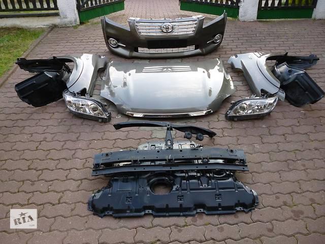 купить бу Б/у Бампер передний Toyota Rav 4 2010-2012 в Киеве